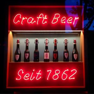 Craft Beer seit 1862