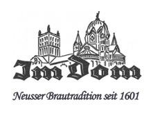 Logo der Brauerei IM DOM in Neuss