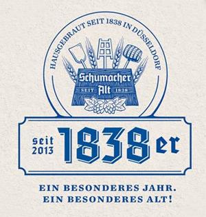 Logo 1838er von Schumacher