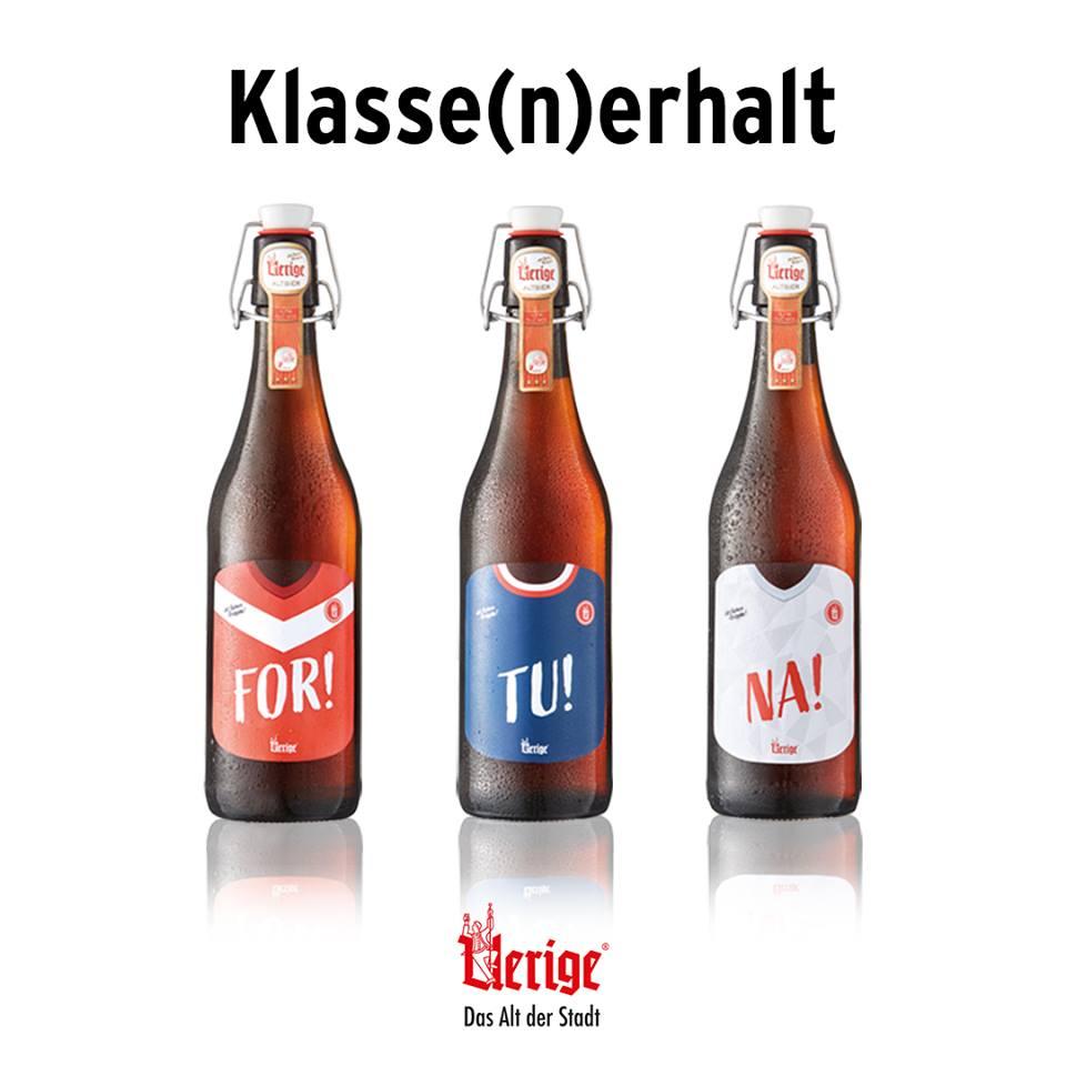 Uerige und Fortuna Düsseldorf